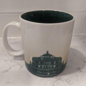 Starbucks Kitchen - Mexico City Collector Series Starbucks Mug